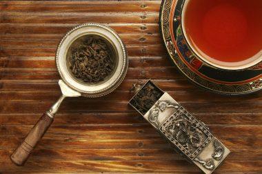 Good news for Black Tea (شاي أسود) lovers